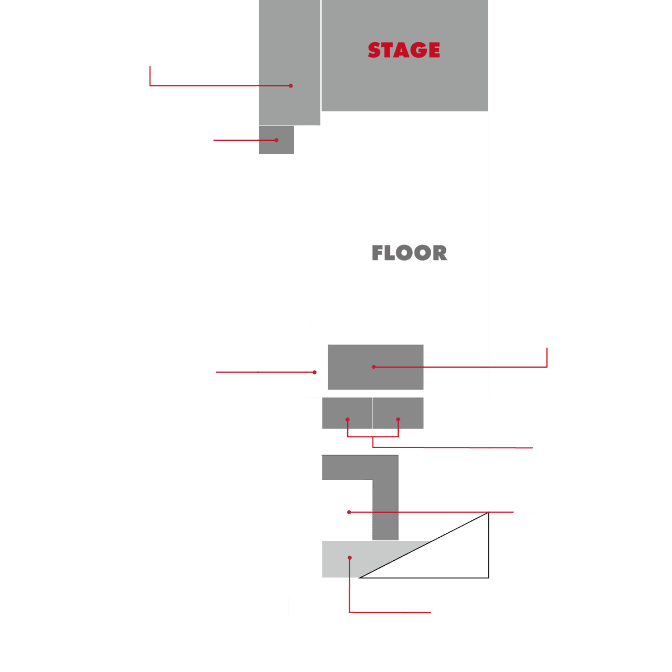 floor map イメージ
