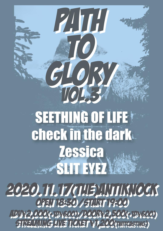 Path To Glory vol.3
