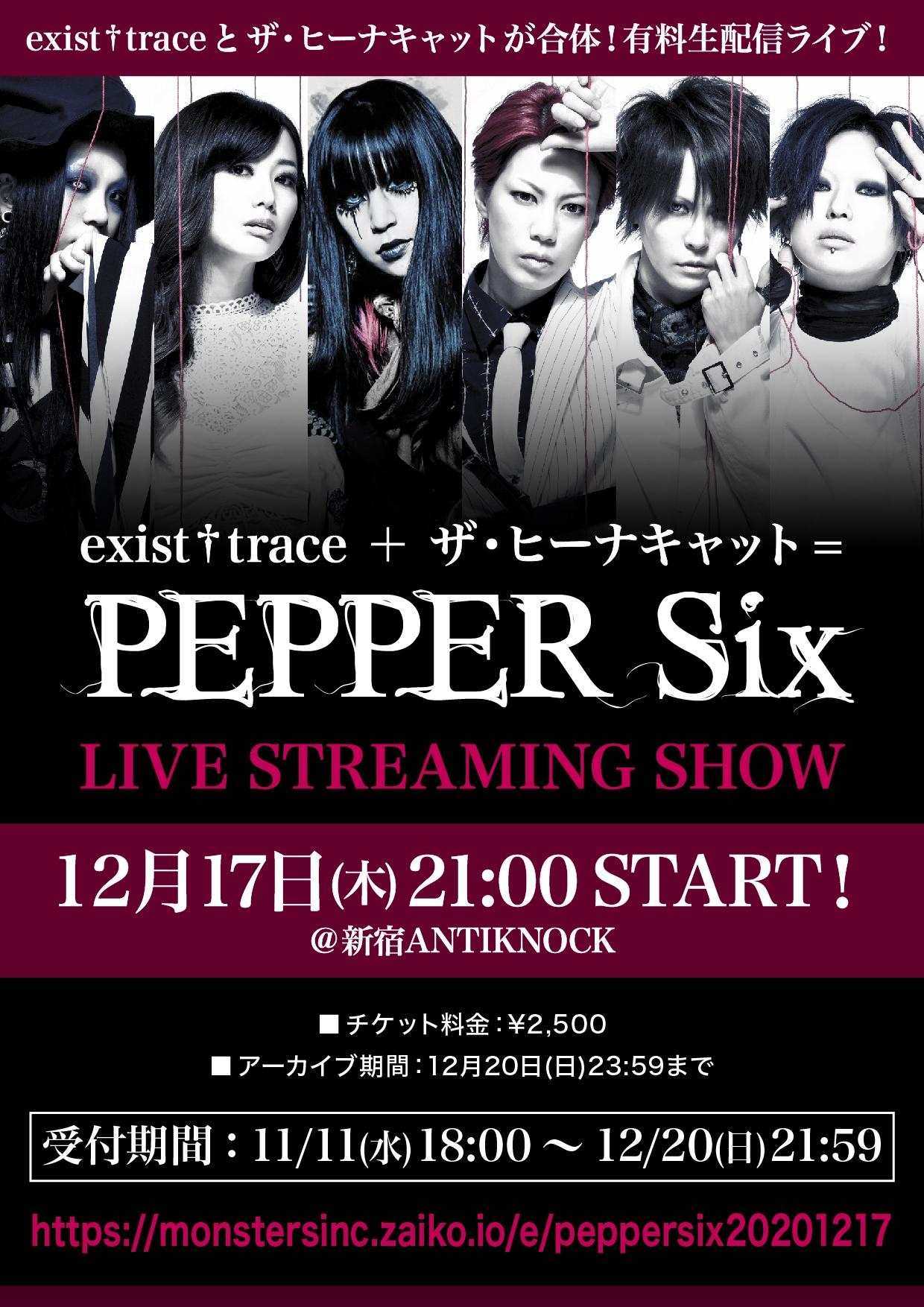 PEPPER Six